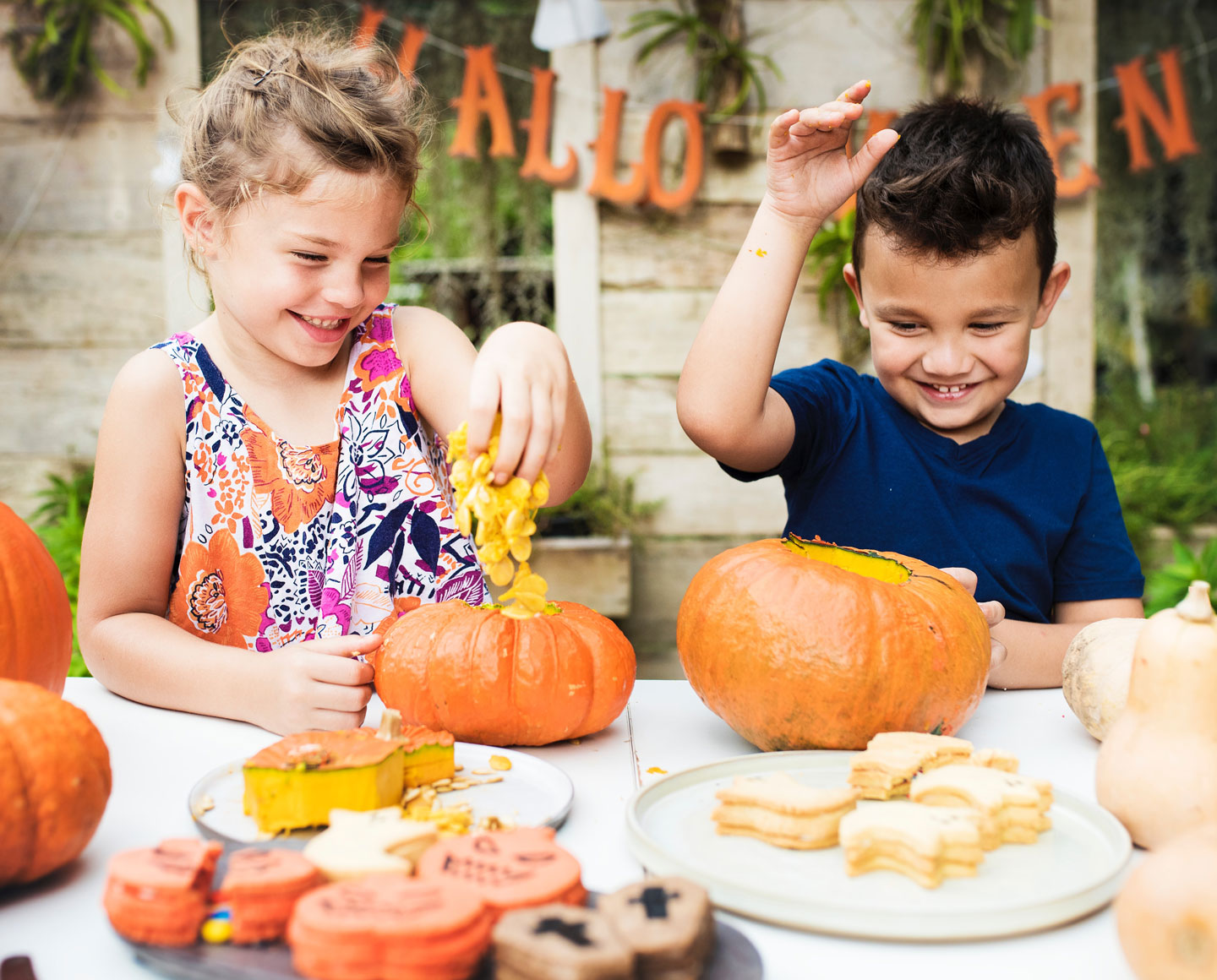 Simple Tips for a Healthier Halloween
