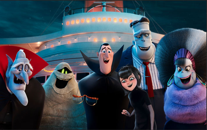 Don't Miss the Halloween Spooky Flick at Bunjil Place