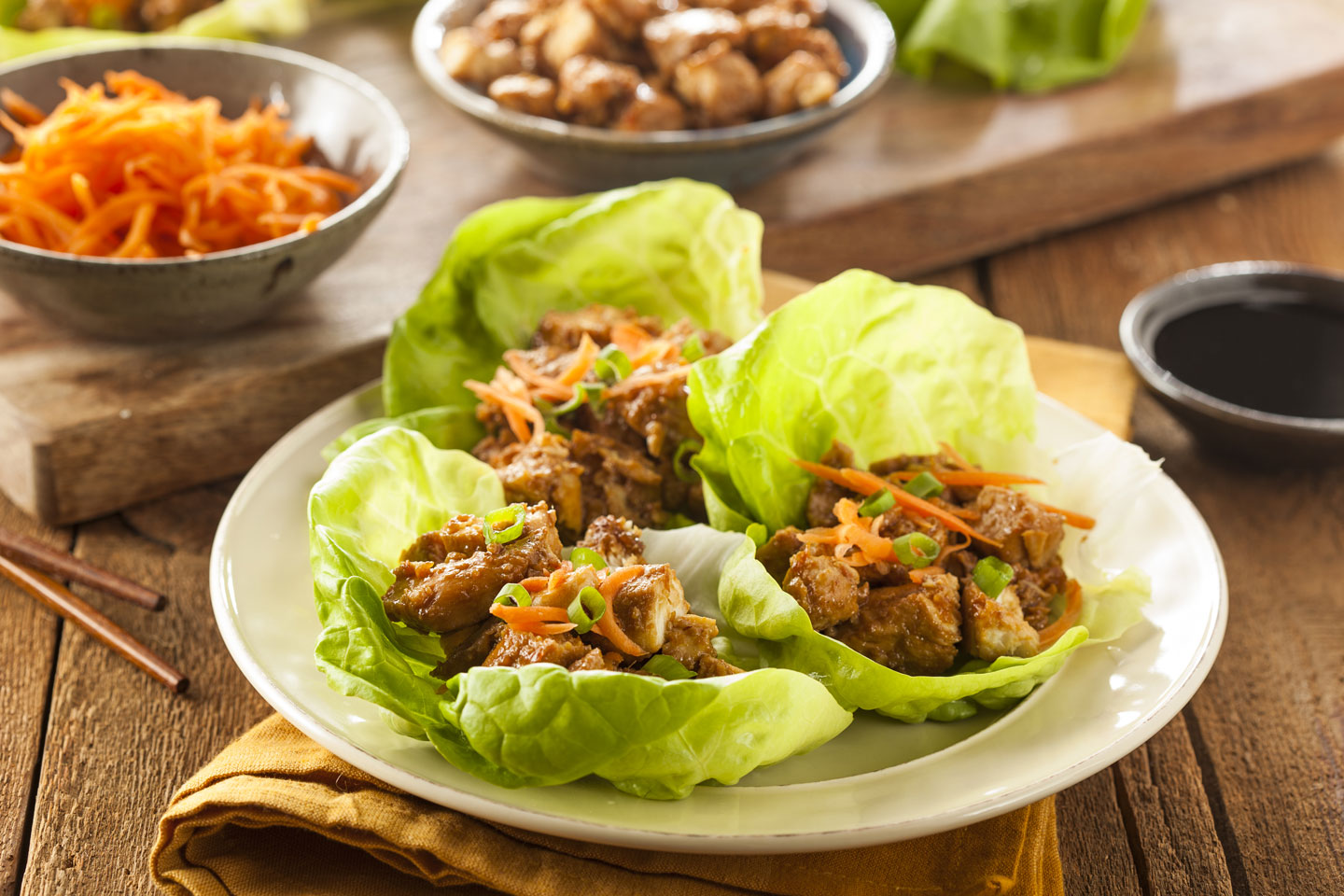 Looking for an Easy Midweek Meal? Try Our San Choy Bow Recipe