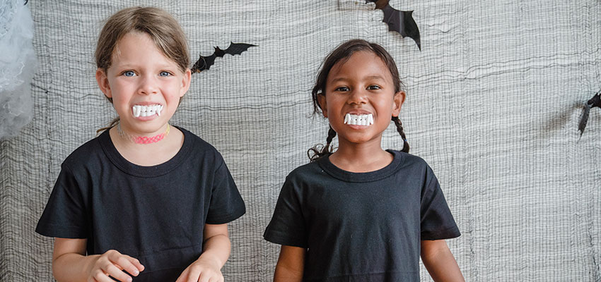 Don't Be Afraid! We Have Some Tooth Friendly Tips for Your Halloween